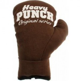 BUBIMEX HEAVY PUNCH GUANTE BOXEO S-M