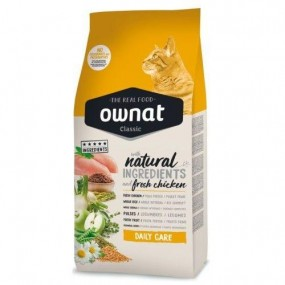 OWNAT GATO DAILY CARE 4KG