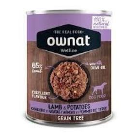 ownat grain free prime junior